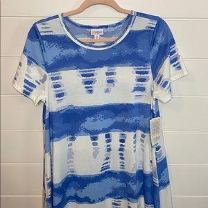 Lularoe Carly dress size med.  BNWT